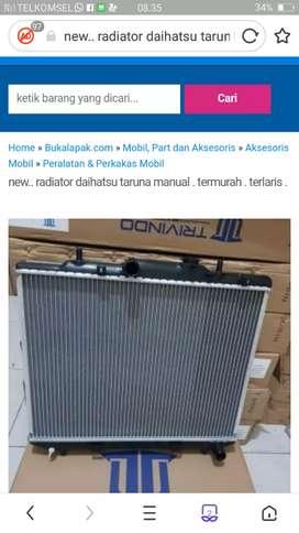 radiator mobil daihatsu taruna