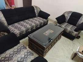 Sofa six seater