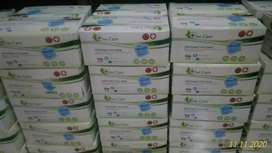 Masker 3Ply One Care 1 Box Isi 50 Pcs