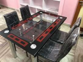 Brand new designer 4 seater Dining tables