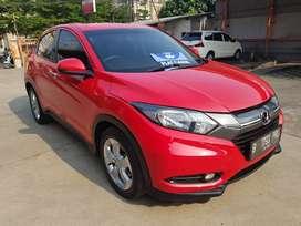 Honda HRV 1.5 E CVT At 2015 Merah Metalik
