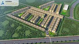 8 Marla 3 BHK Floor with Lifts, Store & Club house Near Chandigarh