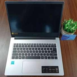 Laptop Acer Aspire BNIB intel Celeron RAM 4GB SSD 256GB Baru