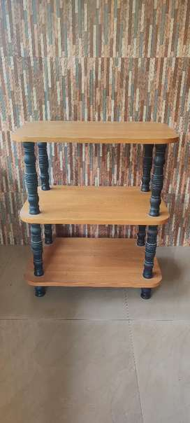 Tv Stand with additional 2 rack