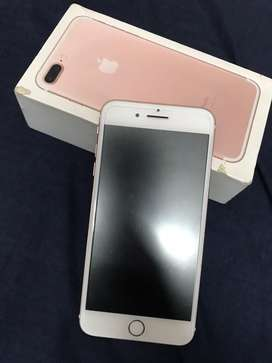 IPHONE 7 PLUS 32GB IN MINT CONDITION