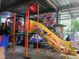 AF Waterboom playground air mandi bola indoor
