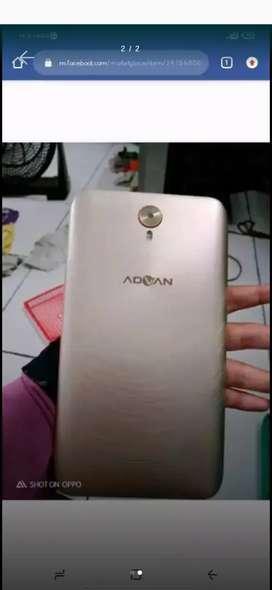 Advan i7D 4G LTE,