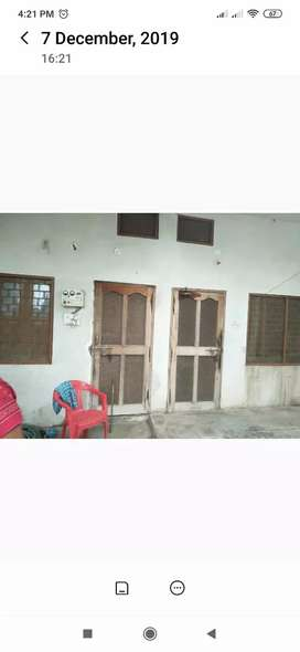 Good condition home at rathara by pass rewa