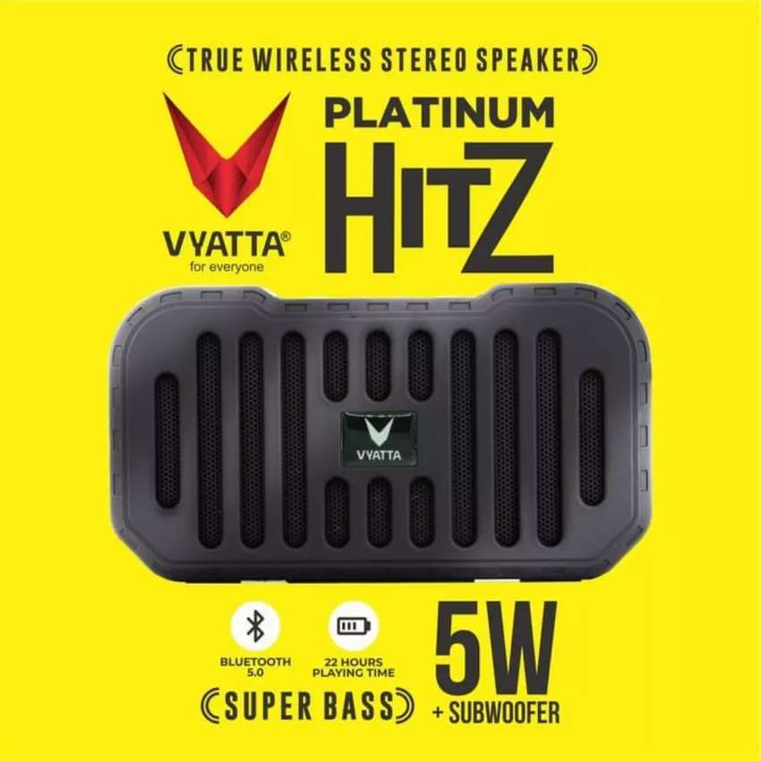 Speaker bluetooth hits TWS VYATTTA 0