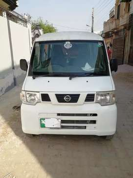 Nissan clipper model 2012 registered in 2018 Automatic gear AC