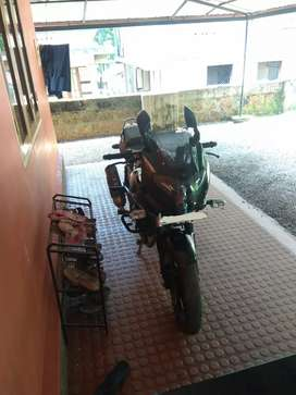 Pulsar220 new insurance, 1st owner, both tyres are new