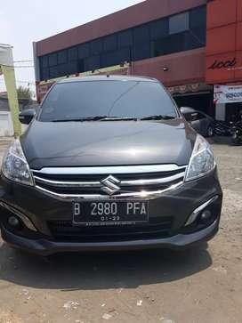 BU Ertiga diesel hybrid MT 2017
