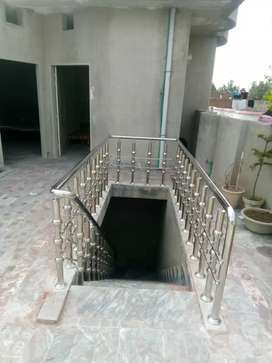 Steel fitting Steel Railing