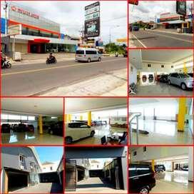 Bangunan komersial tempat usaha jalan raya wonosari KM 7.5 istimewa