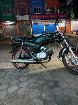 Motor Suzuki A100 1987