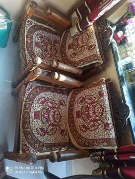 Sagwan sofa set