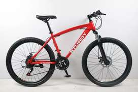 Sturdy  hybrid 21 GEAR SHIMANO TZ NEW CYCLE AVAILABLE