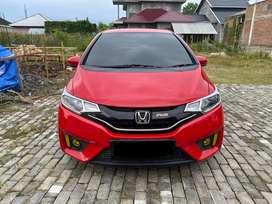 Honda jazz rs metic 2016 nopol BL harga nego