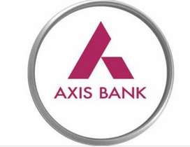 Urgent Recruitment Axis Bank for 10th 12th pass male /female