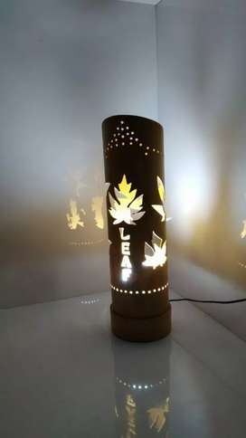 Lampu tidur handmade
