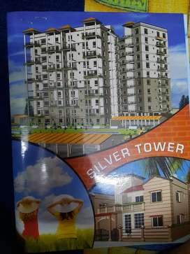Flat for sell in Telco with 24hours water,electricity, n security.