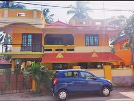 FULLY FURNISHED 2BHK NEAR BSF CAMP MUTTATHARA FOR RENT