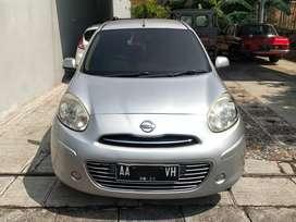 Nissan March 1.2L XS a/t 2011 (tipe tertinggi)