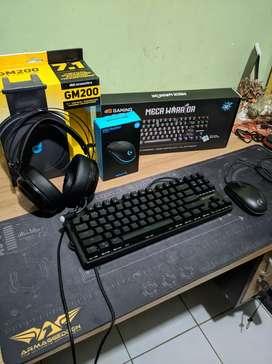 Paket Gaming Gear