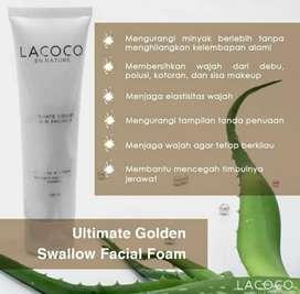 Ultimate Golden Swallow Facial Foam Produk Original NASA Herbal