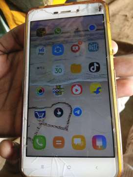 Redmi4a gold 3,32 condition good