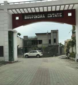 Residential plot 18 marla Approx. @Bhupendra estate     govt. approved