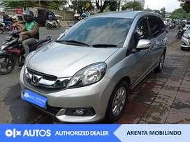 [OLXAutos] Honda Mobilio 1.5 E Bensin Bensin 2015 M/T Silver #Arenta