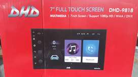 New Head Unit Double Din 2 Din Dhd 9818 Android 2019