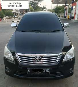 Toyota Kijang Inova G th 2013 A/T