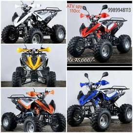 ATV 110 / 125cc petrol engine