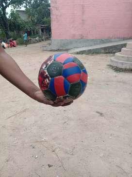 Play fottball