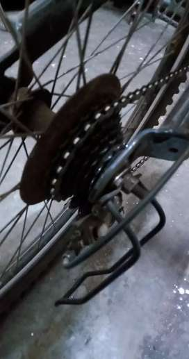 6 gear hero Shimano dtb bargaining can be done