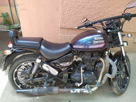 Royal Enfield Thunderbird 500cc