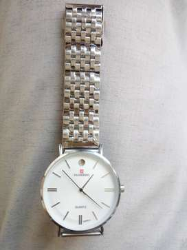 Steel chain imported wrest watch