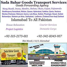 Goods Transport Services,Goods Forwarding Agency