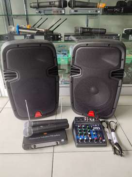 Dijual Paket Sound System Mini