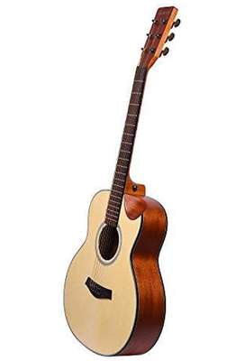Kadence semi acoustic guitar (1.5 years old)