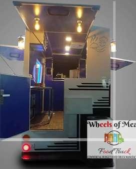 we manufacture food trucks