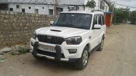 Mahindra Scorpio S6 Plus, 2014, Diesel