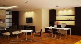 Disewakan Kantor APL Tower fully lux furnished