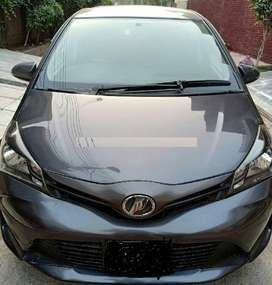 Toyota Vitz F 1.0 2018 Get On easy Monthly Installments