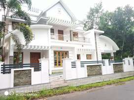 7 cent land with 2000 sqft new house at kanjoor,near airport,aluva