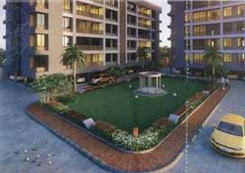 2 BHK flat in garden facing Palanpur canal road