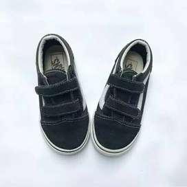 sepatu anak vans oldskool original preloved