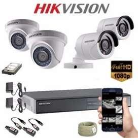 Berkualitas NAGA DIGITAL kamera CCTV 2mp 1080P full HD Bekasi Selatan